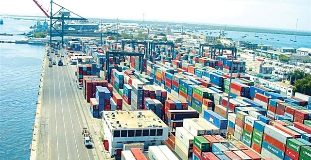 Kict Container Tracking