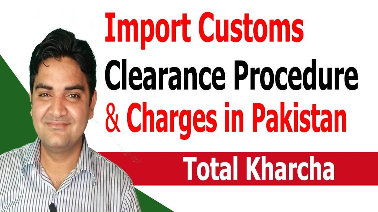 Import Custom Clearance Procedure with Cost