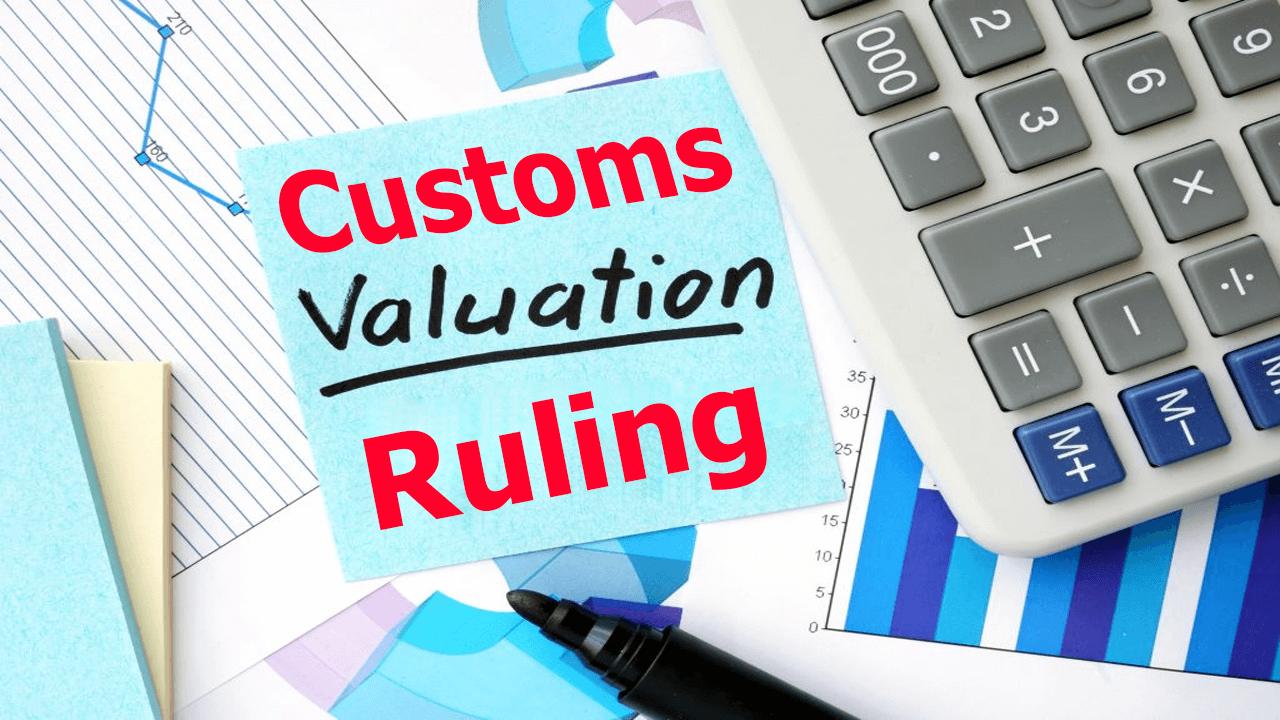 Pakistan-customs-valuation-ruilings